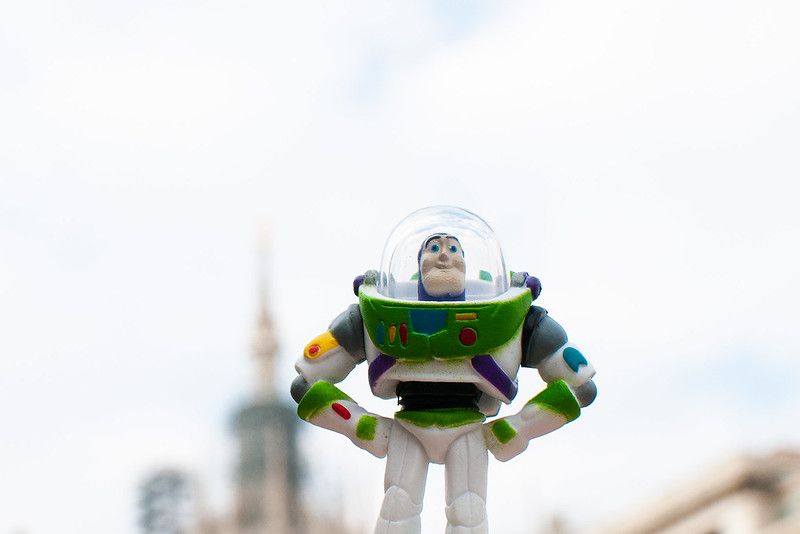 To the infinity and beyond!