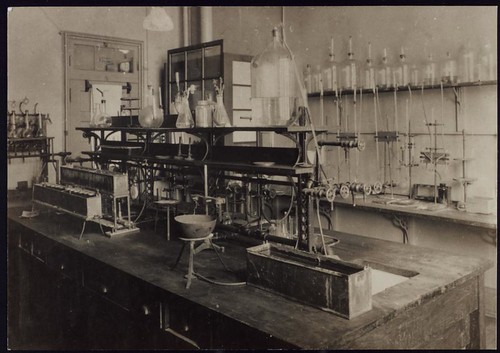 Photography of laboratory 221 | by Thomas Fisher Rare Book Library, UofT