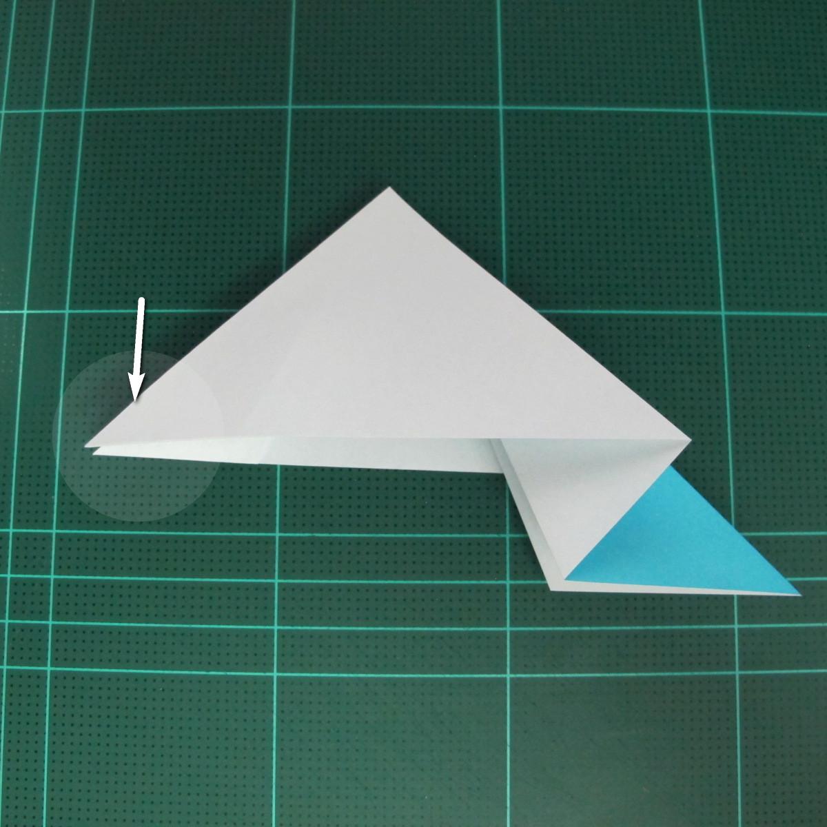 การพับกระดาษเป็นรูปตัวเม่นแคระ (Origami Hedgehog) 025