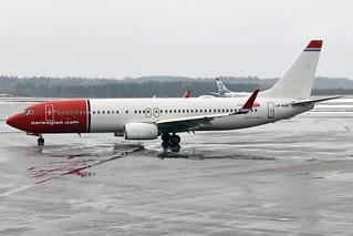 Norwegian, LN-NGR, Boeing 737-8JP | by Anna Zvereva