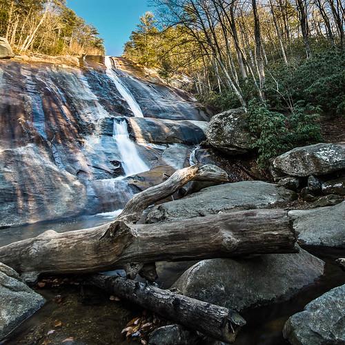 mountain nature water landscape waterfall unitedstates january northcarolina falls stonemountain 2015 stonemountainstatepark roaringgap stonemountainfalls