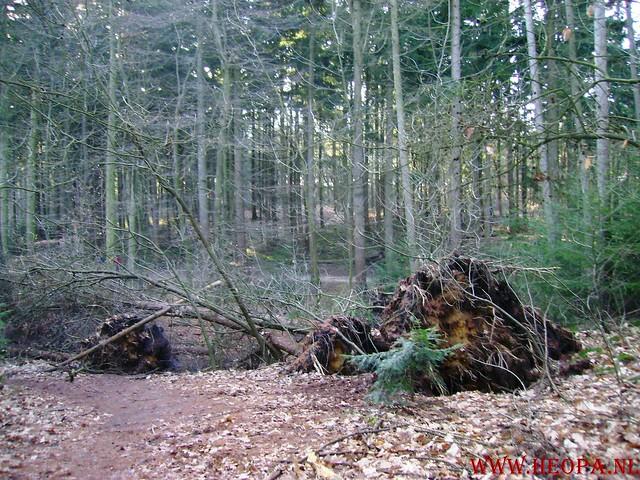 W.S.V.de Trekvogels 09-02-2008 15 Km  Apeldoorn (9)