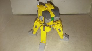 QuadMon Yellow | by Artasid
