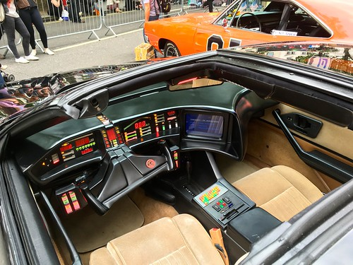 Knight Rider Pontiac TransAm KITT