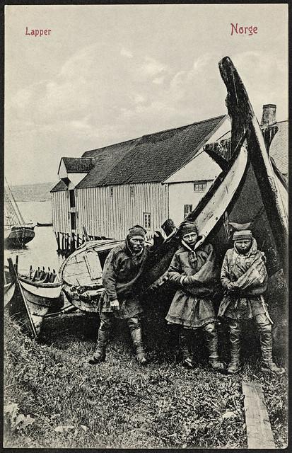 649. Lapper. Norge / 649. Sami. Norway