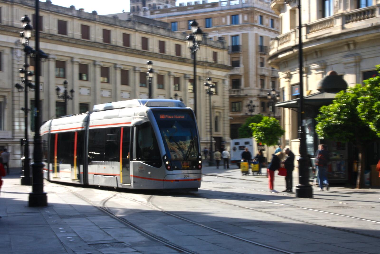 tram sevilla