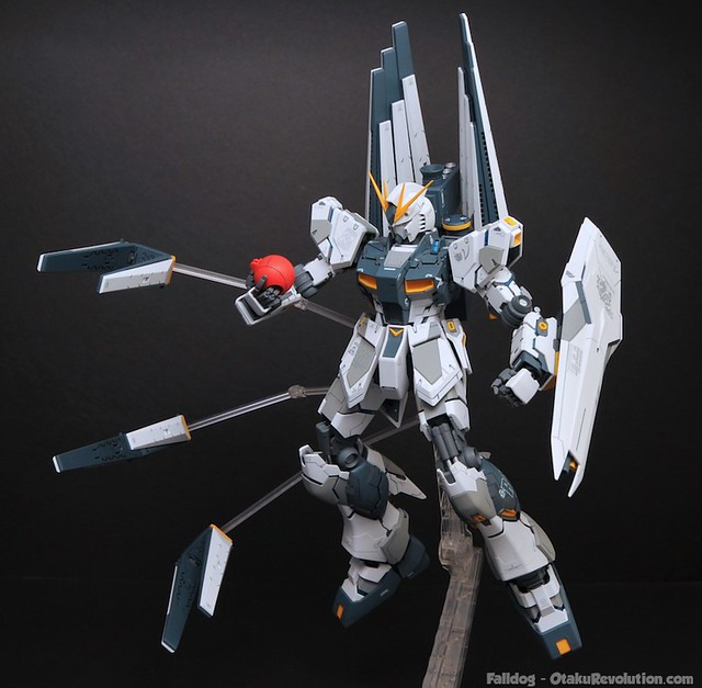 MG Nu Gundam ver Ka - Fin2 3
