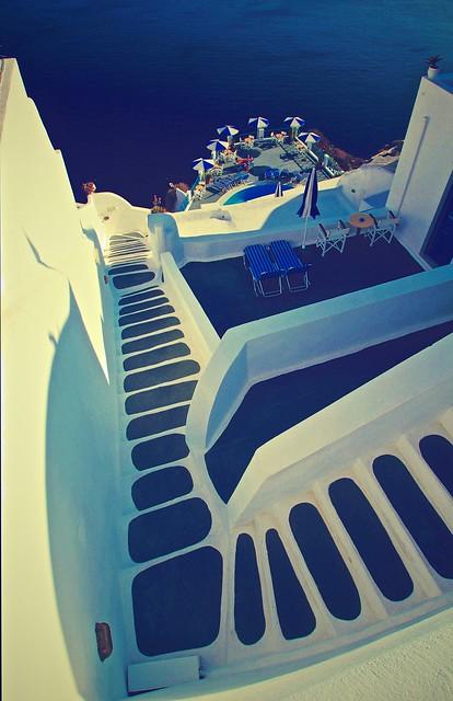 Santorini - Travelling Through Europe