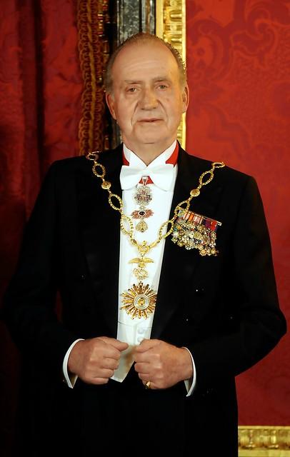 S.M. el Rey Juan Carlos I de España.