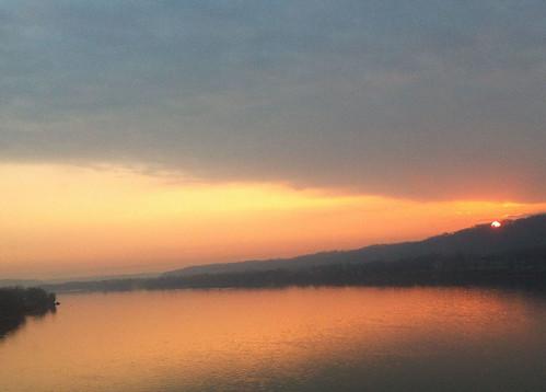 bridge sunrise kentucky blurred milton ohioriver iphone highquality madisonindiana miltonmadison