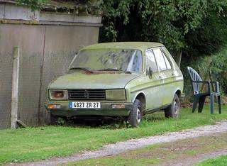 Peugeot 104   by Spottedlaurel