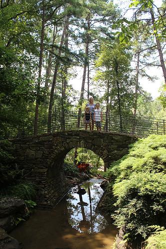 summer vacation hot village springs arkansas 2013