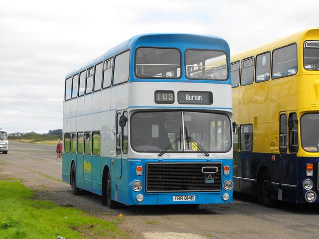 71, TRR 714R (ex-RTO 1R), Volvo Ailsa, Alexander Body H43-34F, 1977 (t.2013)
