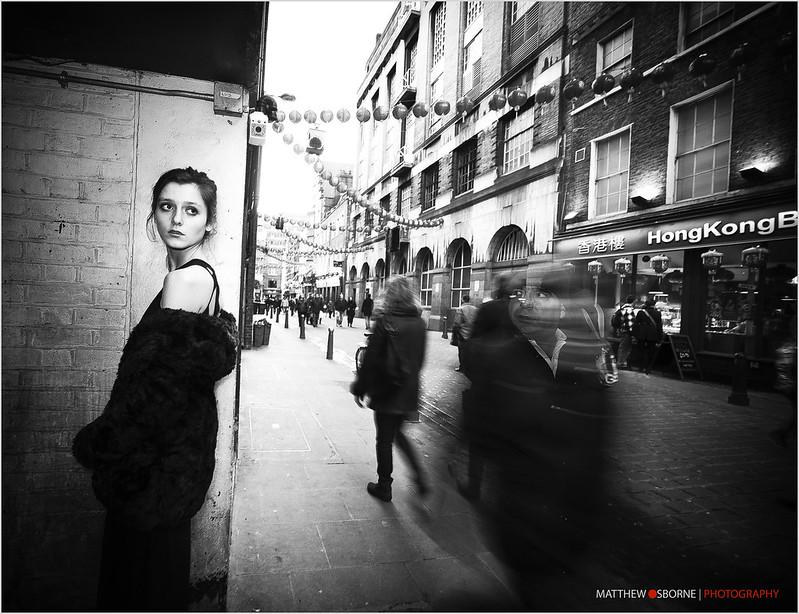 Leica Street Portrait