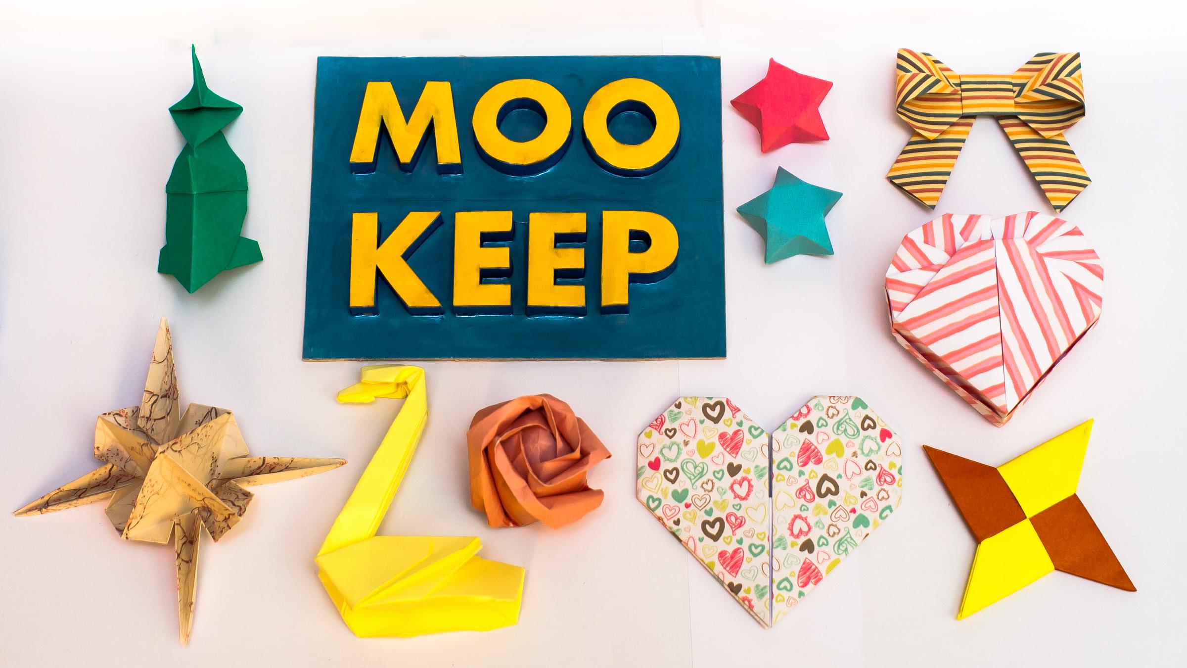 Mookeep.com Papercraft & Origami - January 2014 02