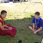 Talking Through Buddhist Philosophy with Ganna (maybe…)