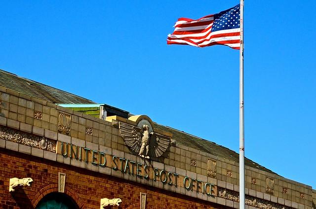 U.S. Post Office - Aurora IL