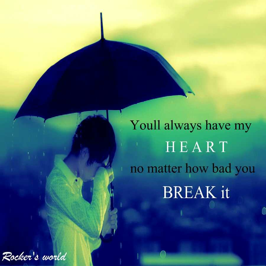 Broken Heart Quotes Picture | Broken Heart Quotes Picture we… | Flickr