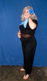 Chubby Blonde