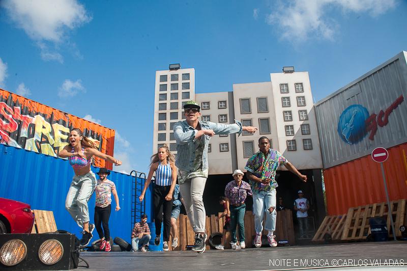 Street Dance - Rock in Rio Lisboa '16