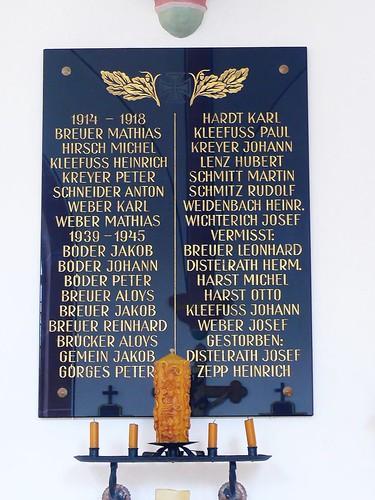 19. Innenansichten Kapelle