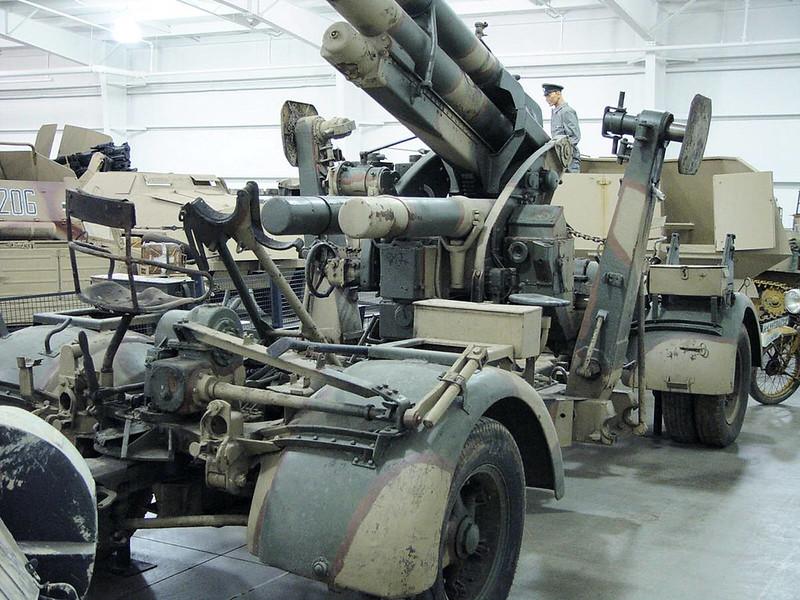Зенитные орудия 36-37 88 мм (3)