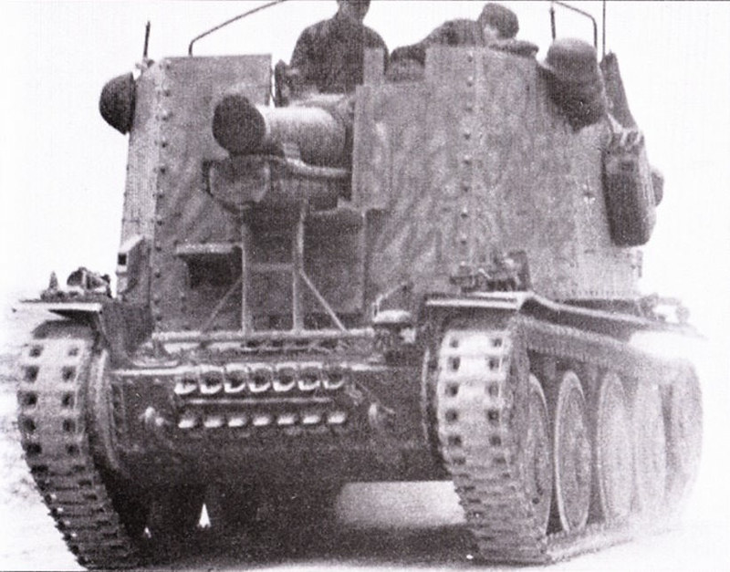 SdKfz 138 - Grille (1)