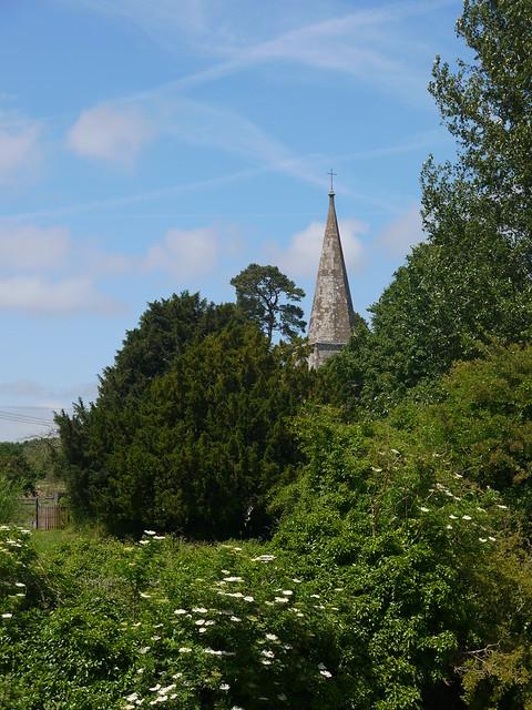 Bedwyn Church
