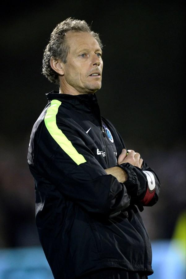 KSV Oudenaarde - Club Brugge (25 september 2013)