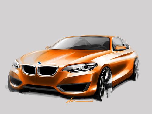 2014 BMW 2 Series (217)  - SMADEMEDIA MaediaGalleria Photo