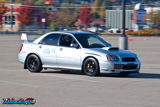 Subaru Impreza WRX | by Greg @ Lyle Pearson Auto Show