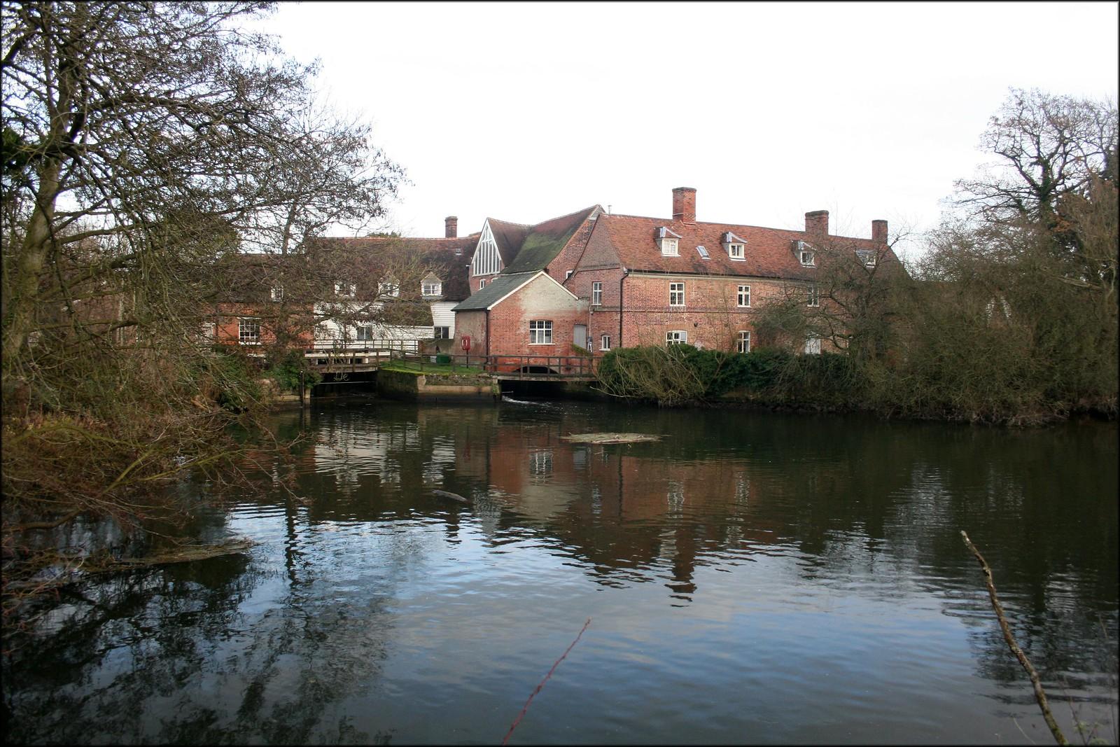 The River Stour near Manningtree