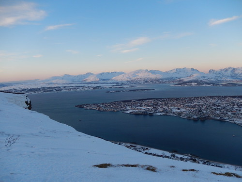 08 - Tromso - snow hike