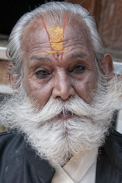 INDIA6275/ Portrait