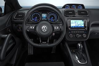Volkswagen 2014 Scirocco, Geneva 2014