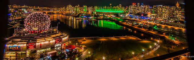 Vancouver Jan 14 - 6 Seconds of Vancouver at 16mm