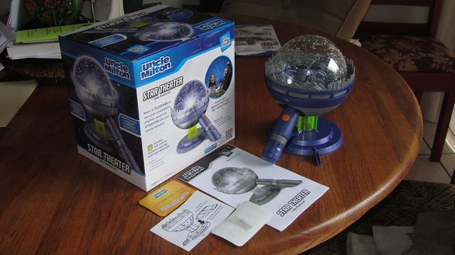 IMG_9548 Uncle Milton Star Theater 2 home planetarium Amazon $17