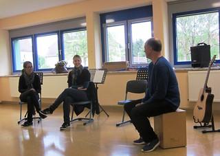 Seminartag Musik Stegmann Mai 2014 Aktionsfelder