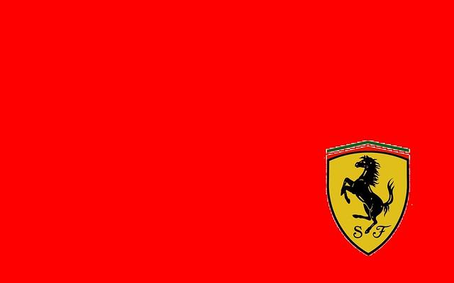 Ferrari Logo HD Laptop Wallpapers