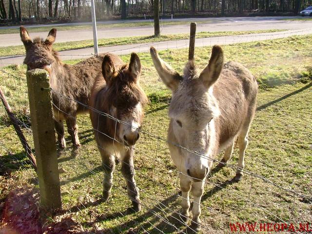 W.S.V.de Trekvogels 09-02-2008 15 Km  Apeldoorn (32)