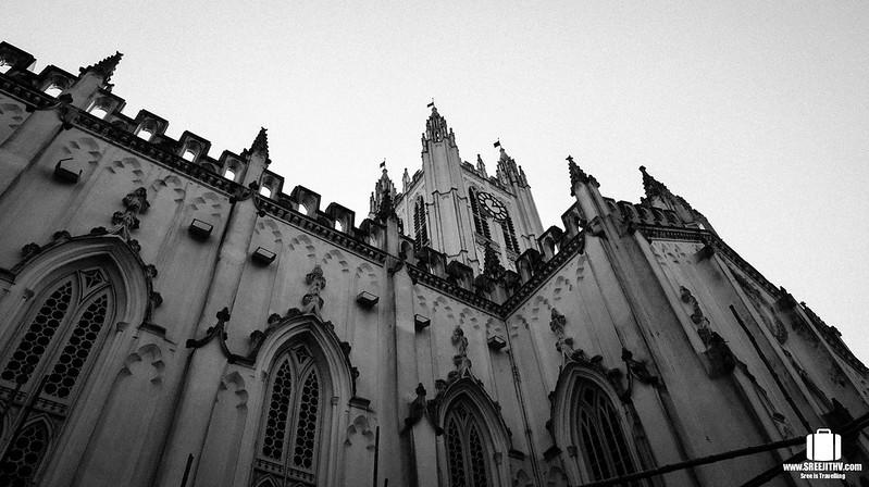 St Paul's Cathedral, Kolkata