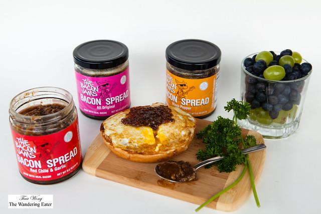 The Bacon Jams: Bacon Spread