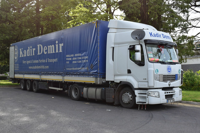Kadir Demir Renault Premium 35 HB 2364