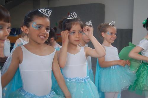 Exhibiciones Extraescolares 2016 - Ballet