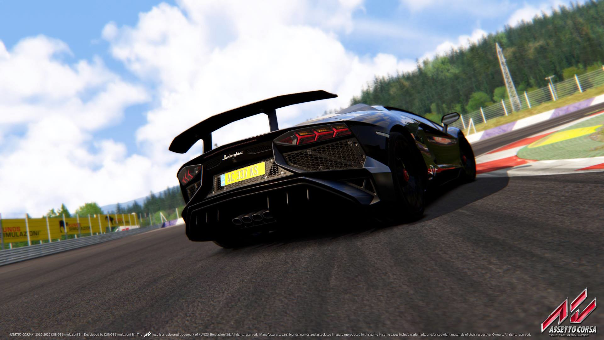Assetto Corsa Red Pack