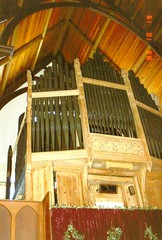 New Organ Installed, 1986