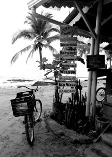 manzanillo bike bw | by tonyvarrato