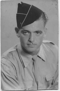 Maroc, Georges, soldat du Génie en 1949