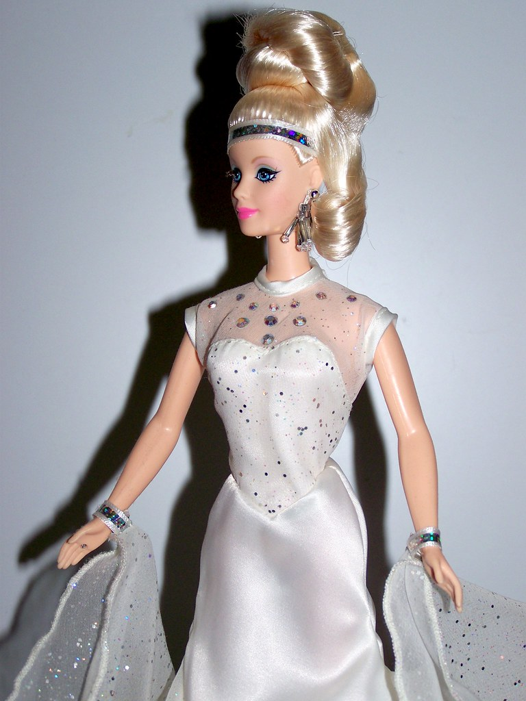 Barbie Doll Classique Collection Starlight Dance 1996