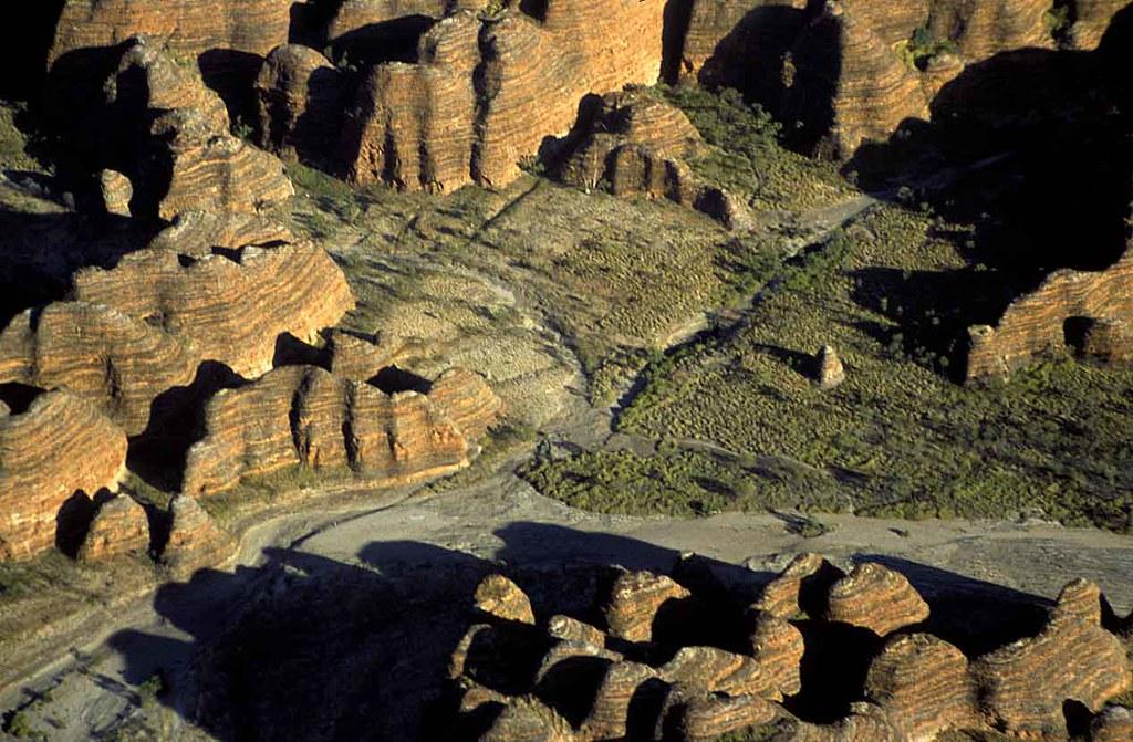 Purnululu National Park - Kimberley region of Western Australia